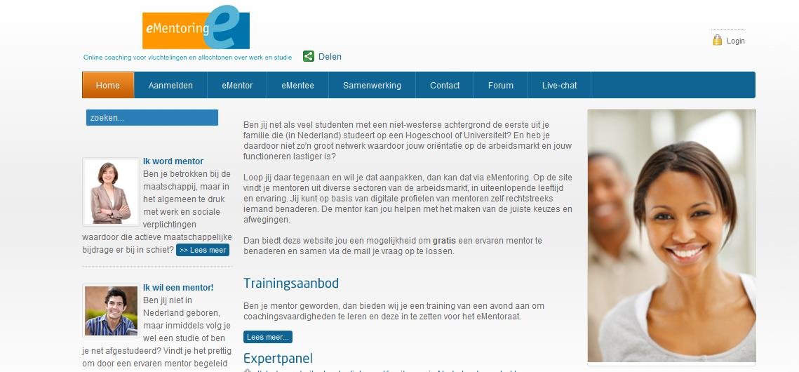 www.ementoring.nl