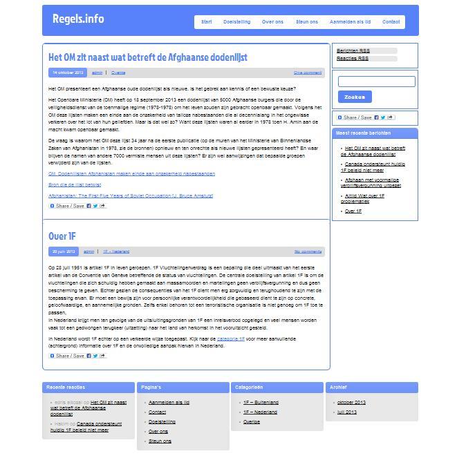 www.regels.info
